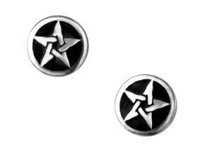 Alchemy Metal-Wear Pentanoir Earrings