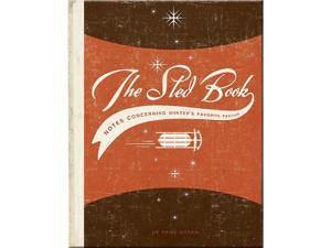 Mountain Boy Winter Favourite Passtime Reading Autographed Snow The Sled Book