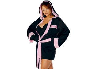 Adult Sexy Boxer Girl Costume Dreamgirl 3760