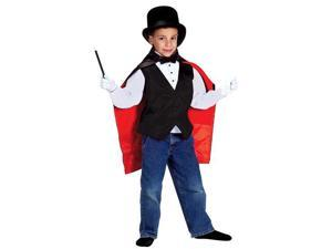 Jr Magician Child Costume