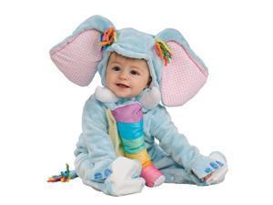 Infant Noah?s Ark Baby Elephant Costume Rubies 885708