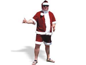 Sunny Claus Adult Costume