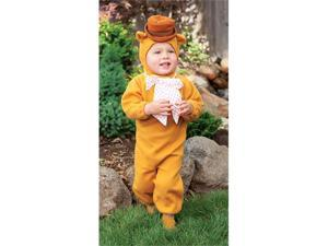 The Muppets - Fozzie Bear Toddler Costume