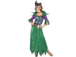 Adult Mardi Gras Madness Costume Forum Novelties 57199