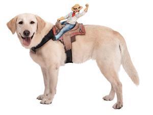 Cowboy Dog Rider Pet Costume