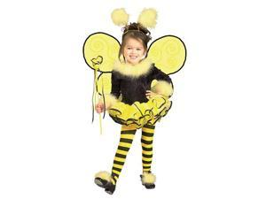 Girl's Bumble Bee Cutie Costume