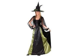 Goth Maiden Women's Witch Costume
