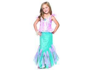 Magic Mermaid Child Costume
