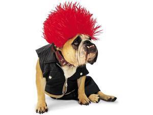 Zelda Punk Rock Dog Costume