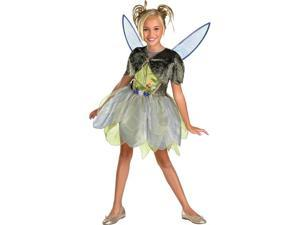 The Lost Treasure Deluxe Tinker Bell Costume