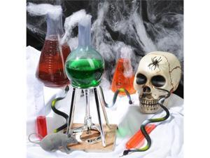 Deluxe Mad Scientist Lab Kit Halloween Decoration Prop