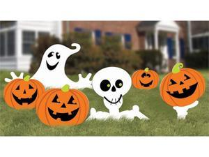 Halloween Lawn Signs