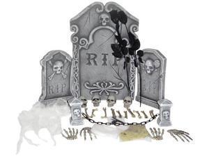 31 Piece Graveyard Kit