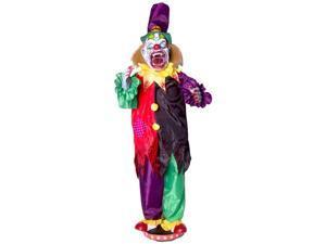 Walking Clown with Teeth