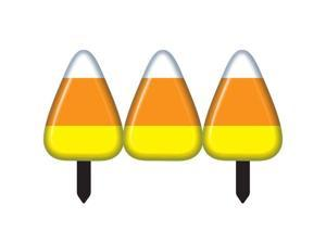 Candy Corn Fence (1 section)