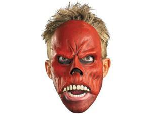 Captain America Movie - Red Skull 1/4 Mask (Adult)