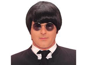 60's Mod Wig (Black)