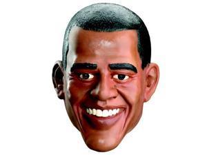 Full Obama Adult Vinyl Mask