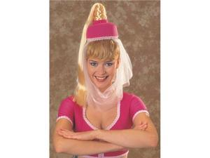 I Dream of Jeannie TM Hat with Ponytail