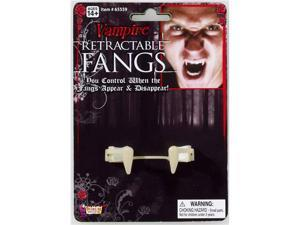 Retractable Vampire Fangs Adult