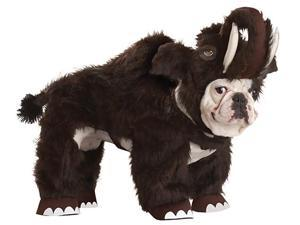 Animal Planet Wooly Mammoth Pet Costume California Costumes PET20115