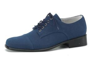 Blue Suede Adult Shoes