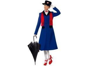 Mary Poppins Plus Adult Costume - Plus