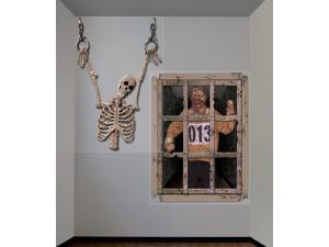 Halloween Giant Gruesome Wall Decorations
