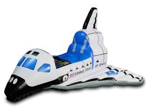 Jr. Space Explorer Child Inflatable Space Shuttle - One-Size