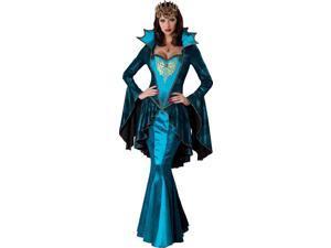 Medieval Queen Adult Costume - Medium