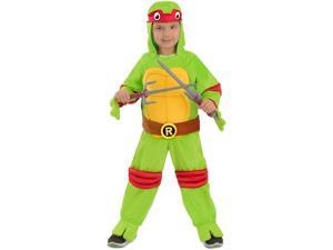 Teenage Mutant Ninja Turtles Raphael Kids Costume - X-Small