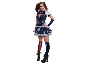 Womens Secret Wishes Harley Quinn Costume - Small