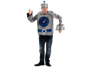 Robot Man Adult Costume - Small/Medium