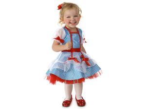 The Wizard of Oz Dorothy Costume for Infants - 6-12 Months
