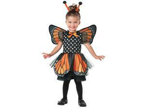 Monarch Butterfly Infant/Toddler Costume - 12-18 Months