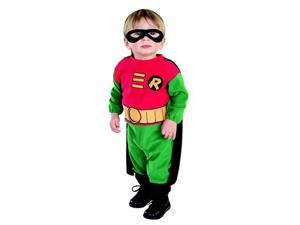 Authentic Baby Teen Titans Robin Costume - Baby Costumes