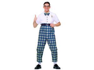 Adult Nerd Costume - Fifties Costumes