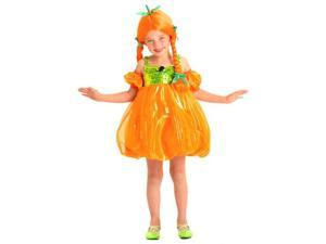 Sequin Topped Pumpkin Costume - Traditional Halloween Costumes