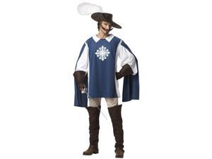 Musketeer Costume - Medieval and Renaissance Costumes