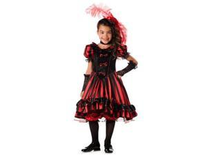 Super Deluxe CanCan Cutie Costume - Costumes for Girls