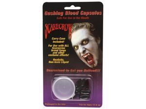Scary Gushing Blood Capsules - Vampire Costumes