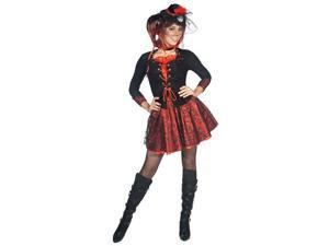 Deluxe Perky Vampire Costume - Sexy Costumes