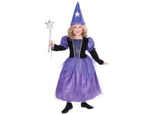 Mystical Mischief Girls Costume - Wizard Costumes