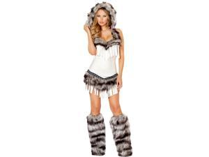 Indian Seductress Adult Costume - Native American Indian Costumes