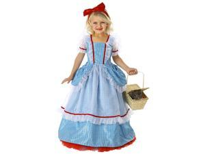 Girls Pocket Princess Dorothy Costume - Wizard of Oz Costumes