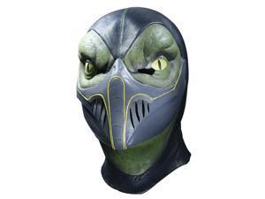 Reptile Adult Costume Mask - Mortal Kombat Costumes