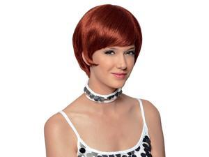 Natural Red Ultra Mod Wig - Costume Wigs