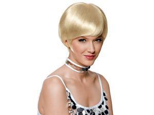Blonde Ultra Mod Wig - Costume Wigs