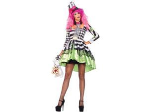 Adult Deliriously Mad Hatter Costume - Alice in Wonderland Costumes