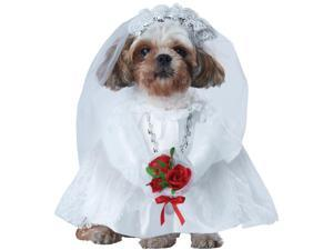Puppy Love Bride Dog Costume - Dog Costumes